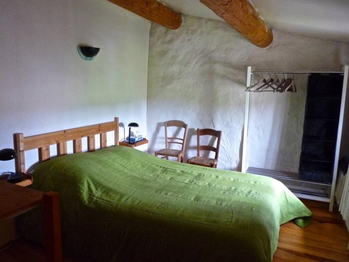 Location de vacances - Mas à Sécheras - Chambre n°1