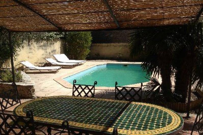location de vacances villa nyons - Hotel Drome Provencale Avec Piscine