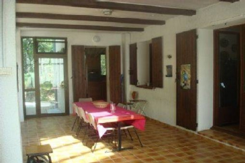 Location de vacances - Maison - Villa à Céreste