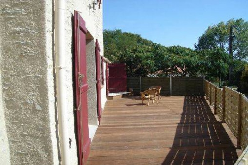 Location de vacances - Gîte à Fresnay-en-Retz