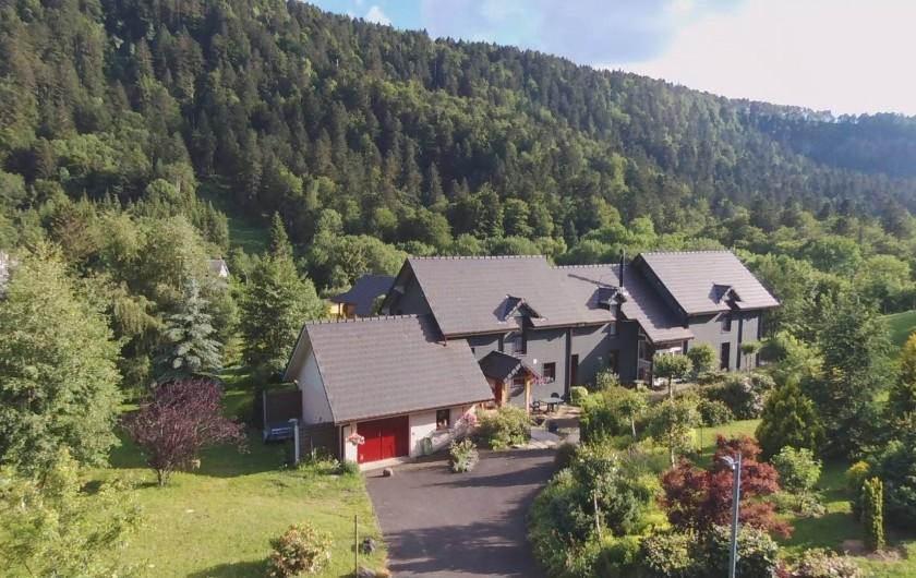 Location de vacances - Chalet à Le Mont-Dore