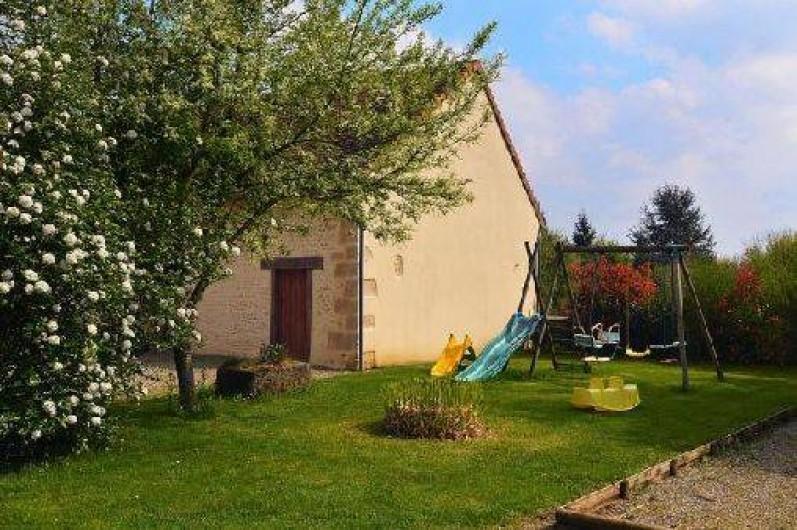 Location de vacances - Gîte à Saint-Calez-en-Saosnois