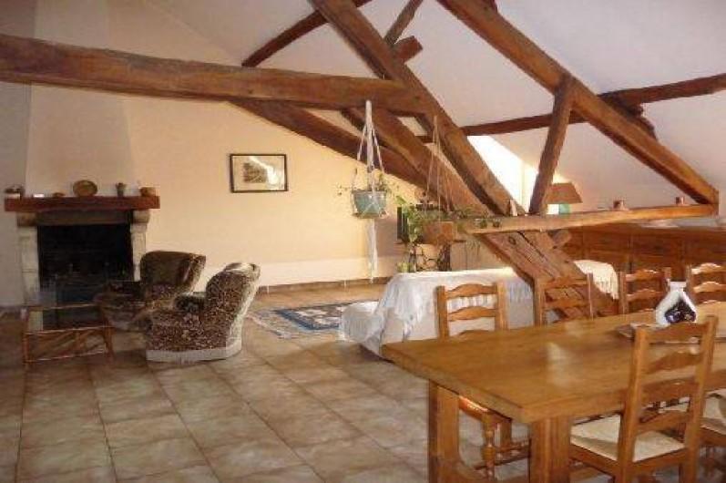Location de vacances - Gîte à Dun-sur-Grandry