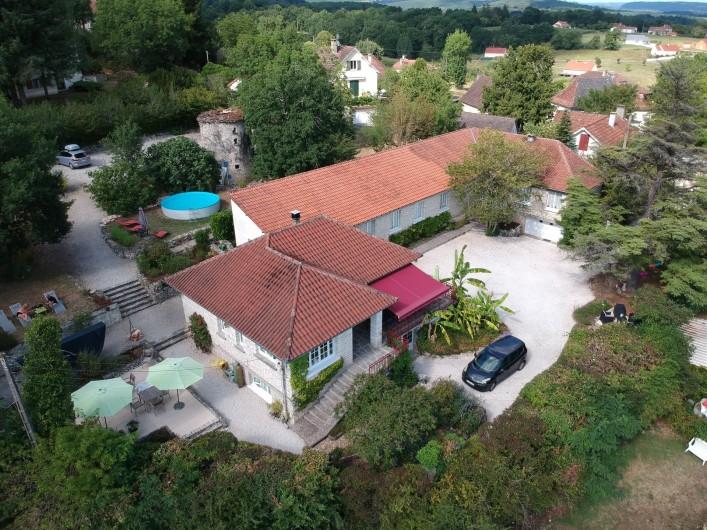 Location de vacances - Chambre d'hôtes à Saint-Sozy