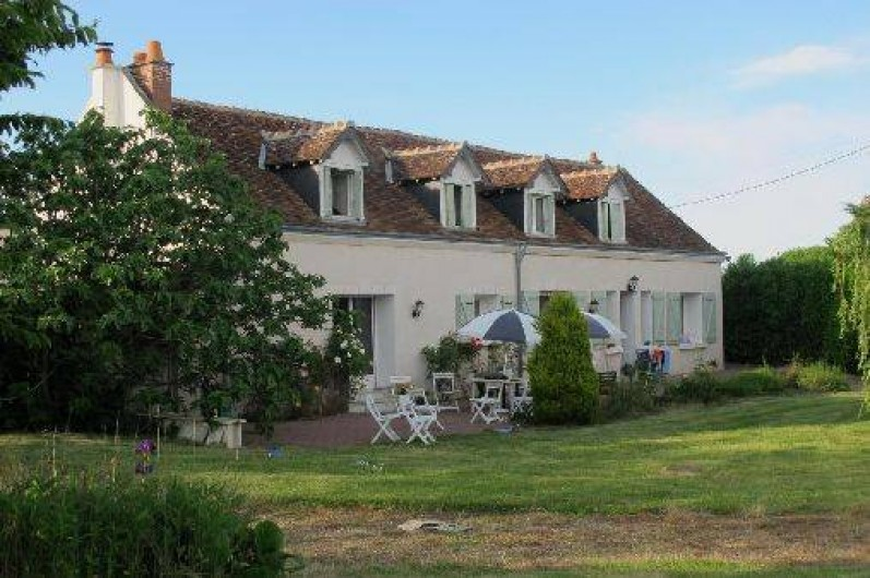 Location de vacances - Gîte à Chissay-en-Touraine