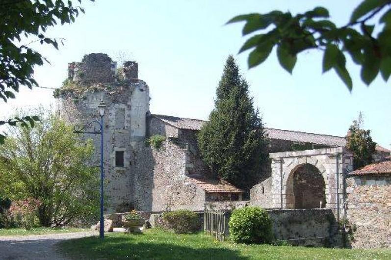Location de vacances - Chambre d'hôtes à Le Pallet
