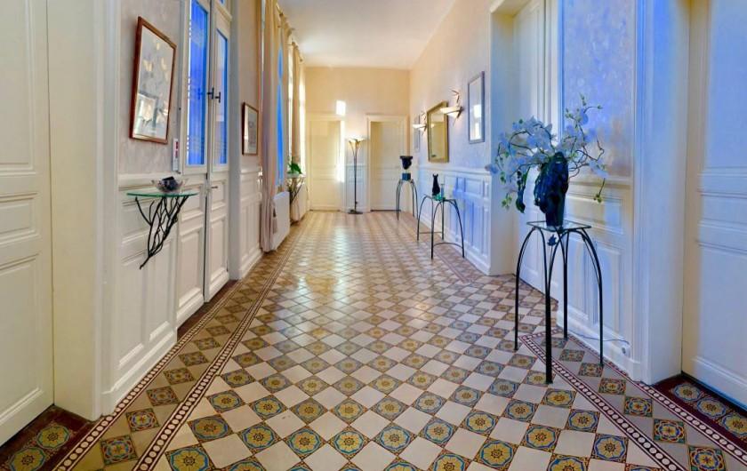 Location de vacances - Maison - Villa à Dury - Grand hall d'accueil
