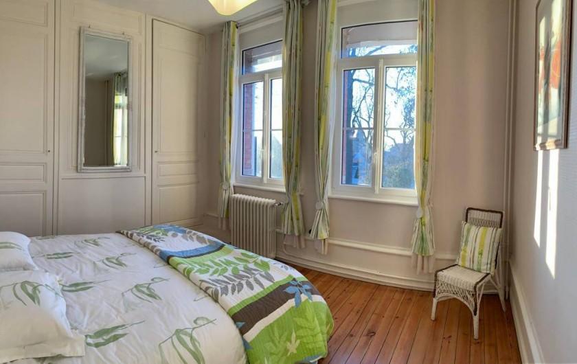 Location de vacances - Maison - Villa à Dury - Chambre 1