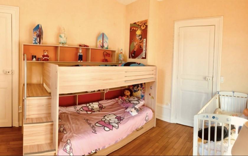 Location de vacances - Maison - Villa à Dury - Chambre 4