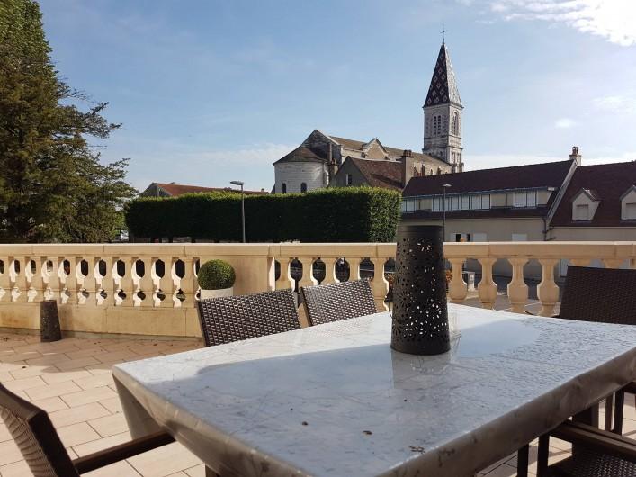 Location de vacances - Gîte à Nuits-Saint-Georges