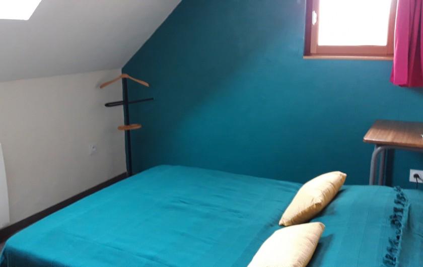 Location de vacances - Gîte à Noizay - CHAMBRE 4 ETAGE