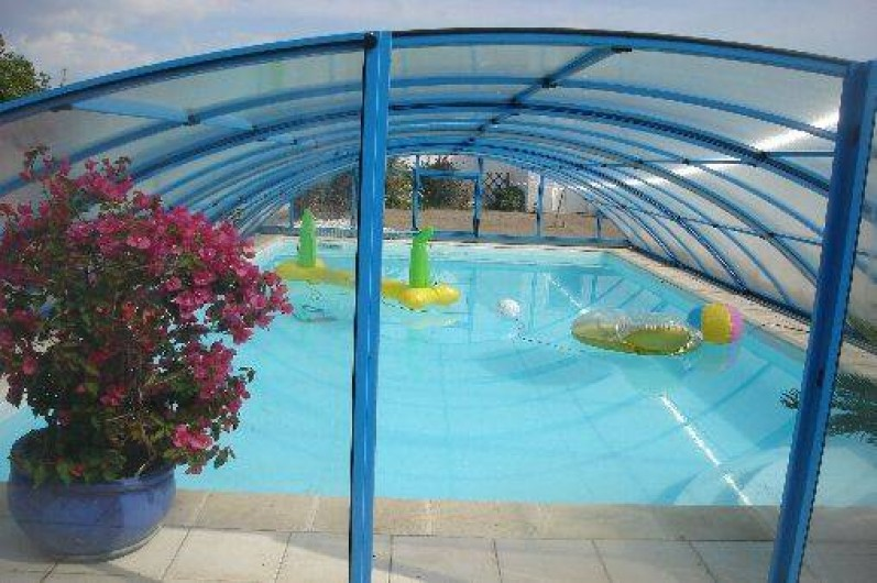 Location maison avec piscine en vend e l 39 ile d 39 olonne for Prix piscine carrelee