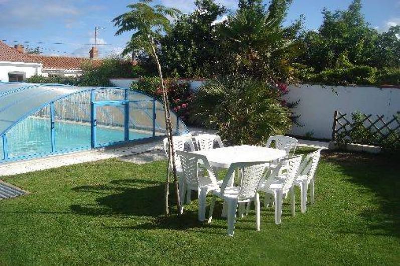 location de vacances villa lle dolonne - Location Maison Vendee Avec Piscine