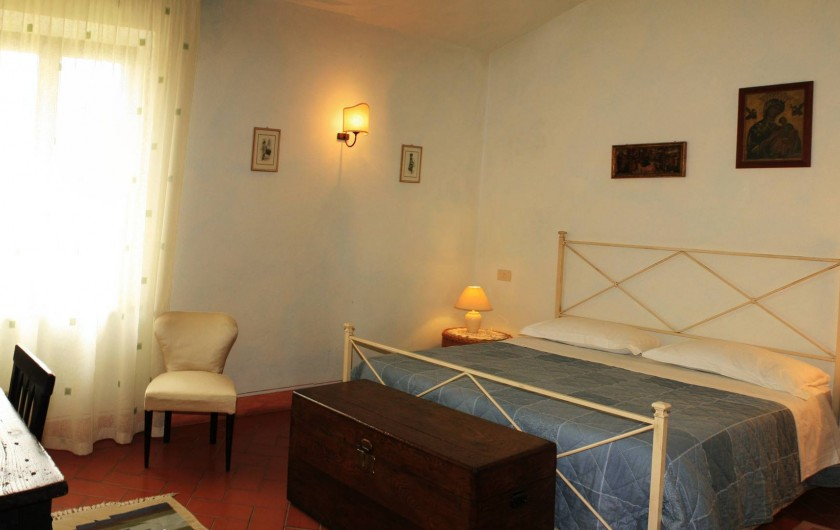 Location de vacances - Gîte à Campiglia D'orcia - camera Casa Letizia