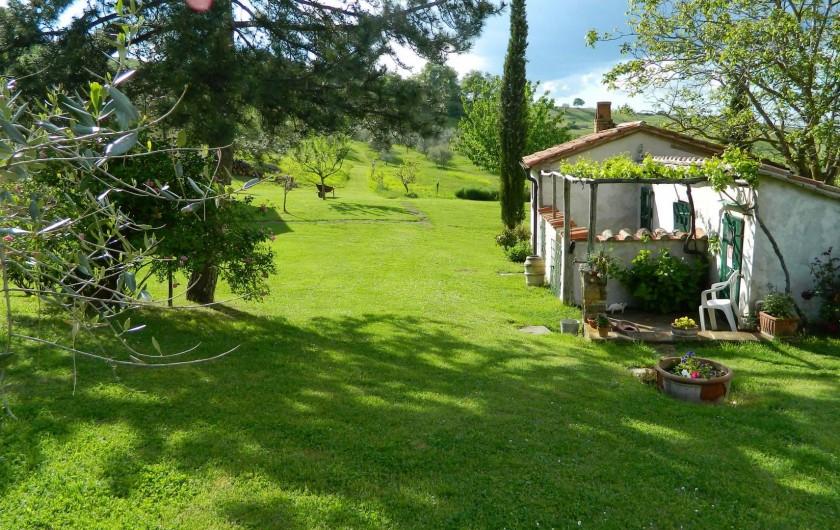 Location de vacances - Gîte à Campiglia D'orcia - la vecchia porcilaia