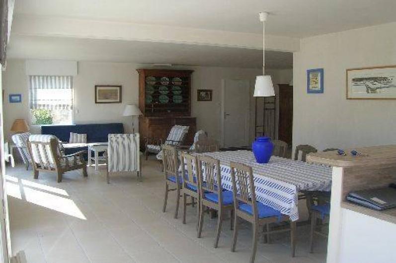 Location de vacances - Villa à Piriac-sur-Mer - séjour