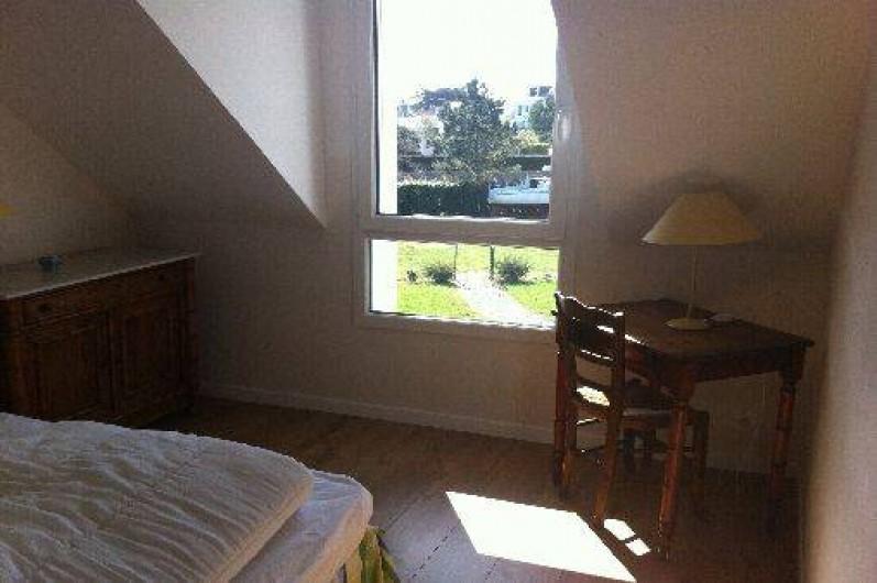 Location de vacances - Villa à Piriac-sur-Mer - étage chambre 4 vue mer