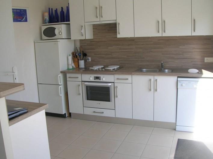 Location de vacances - Villa à Piriac-sur-Mer - chambre 2 2 lits de 90