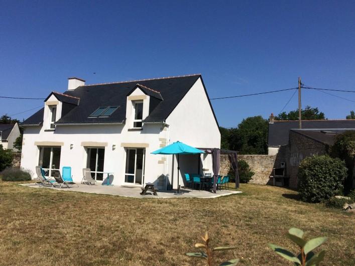 Location de vacances - Villa à Piriac-sur-Mer - la villa