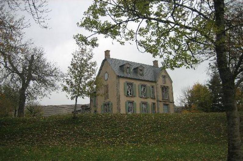 Location de vacances - Château - Manoir à Ségur-les-Villas