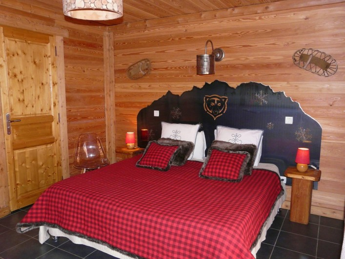 Location de vacances - Chambre d'hôtes à La Salle-les-Alpes - Chambre Ne 2