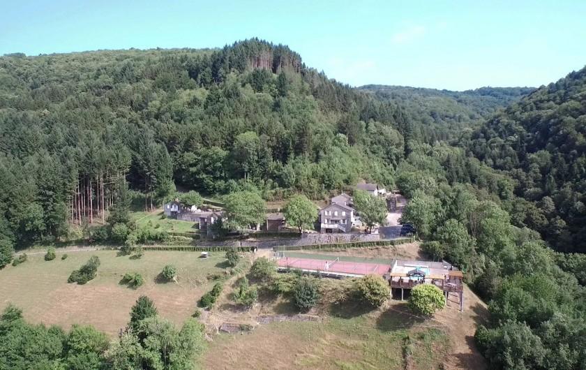 Location de vacances - Gîte à Lacrouzette - Hameau de Thouy Sidobre Tarn