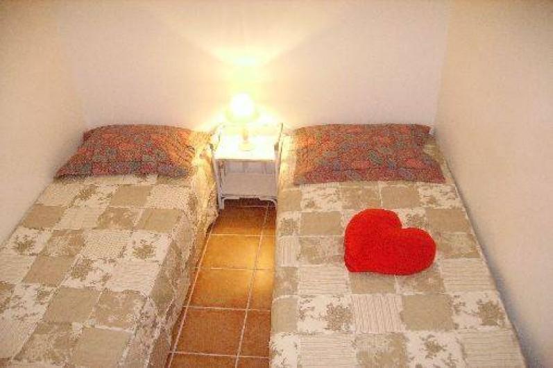 Location de vacances - Maison - Villa à Sainte-Maxime - CHAMBRE REZ DE CHAUSSÉE