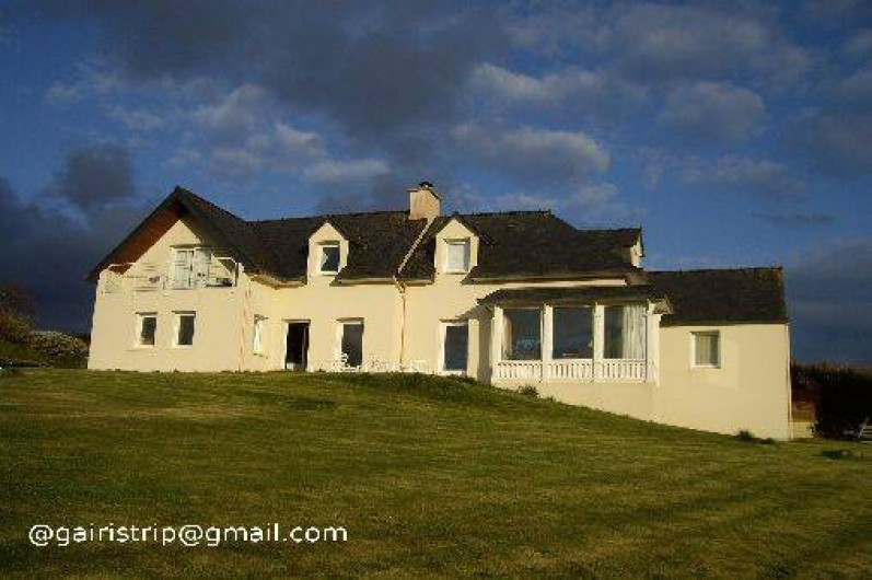 Location de vacances - Villa à Landéda - Bienvenue à la maison!