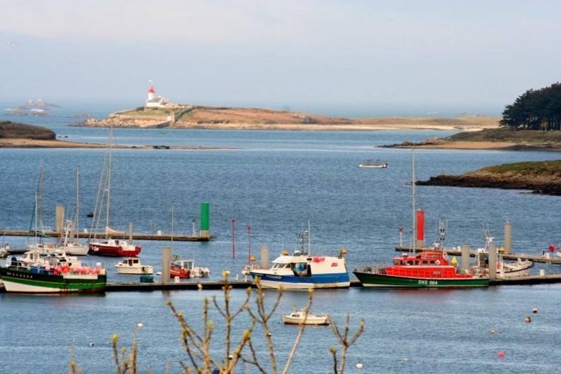 Location de vacances - Villa à Landéda - Port de l'Aber Wrac'h