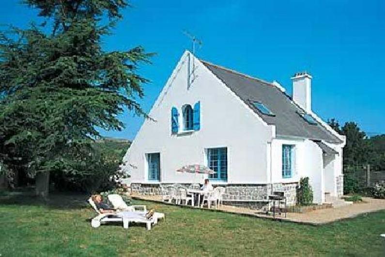 Location de vacances - Villa à Plouezoc'h