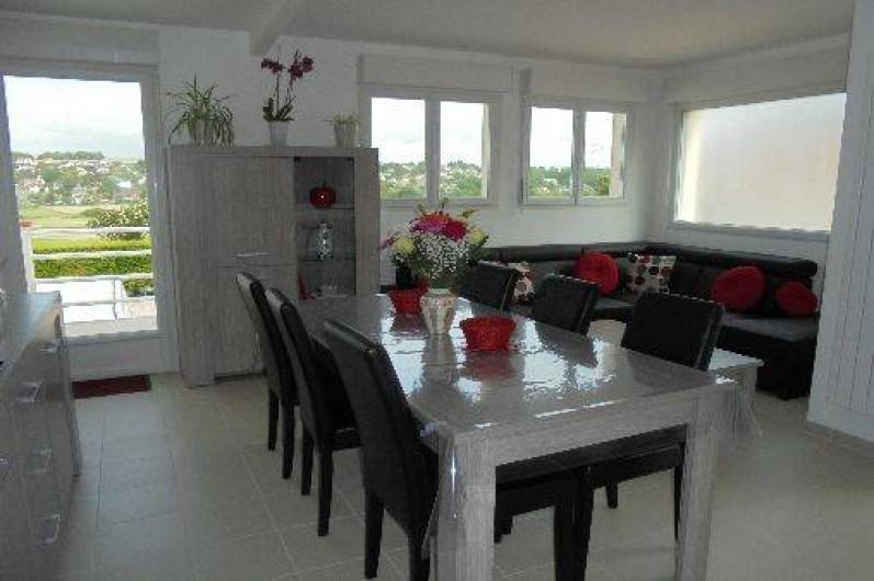 Location de vacances - Appartement à Criel-sur-Mer