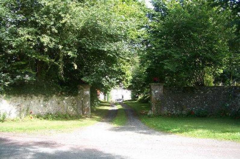 Location de vacances - Gîte à Heugueville-sur-Sienne