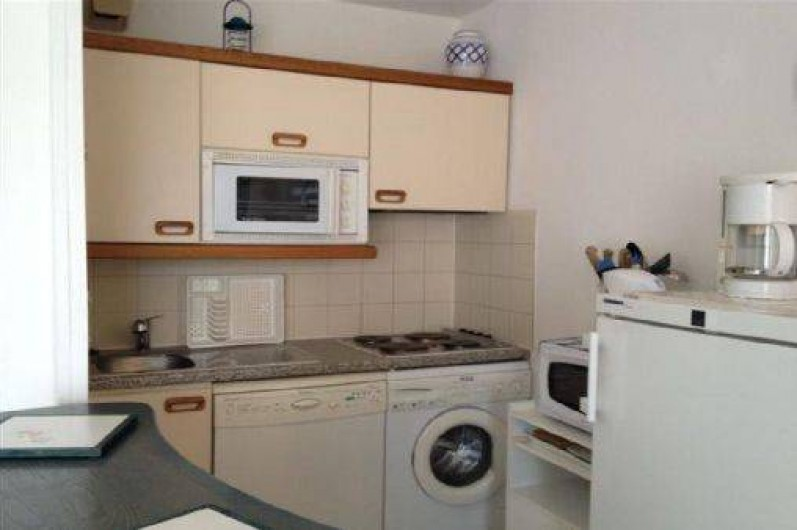 Location de vacances - Appartement à Agde