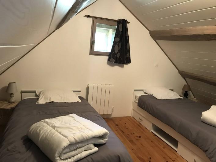 Location de vacances - Gîte à Silly-en-Gouffern - chambre 2