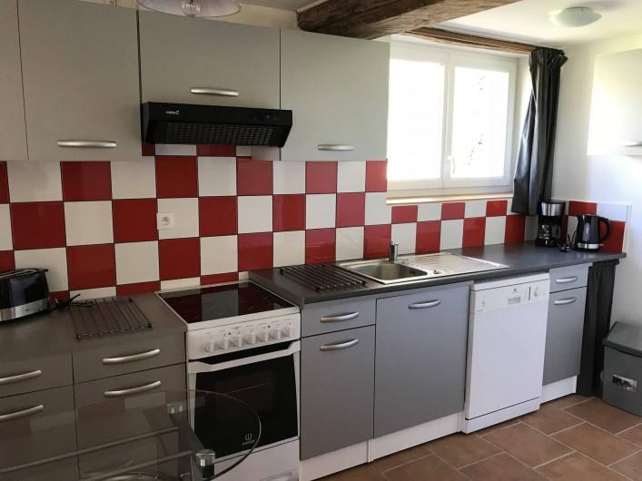 Location de vacances - Gîte à Silly-en-Gouffern - cuisine