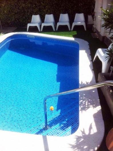 Location de vacances - Villa à Cambrils - piscine