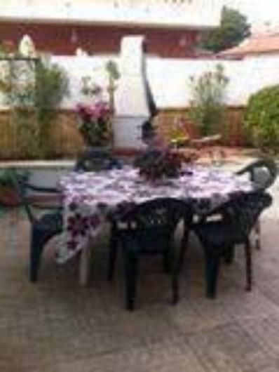 Location de vacances - Villa à Cambrils - terrasse appt 2