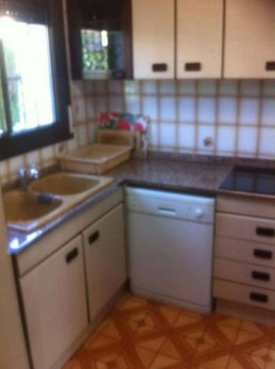 Location de vacances - Villa à Cambrils - cuisine appt 1
