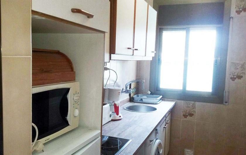 Location de vacances - Villa à Cambrils - cuisine appt 2