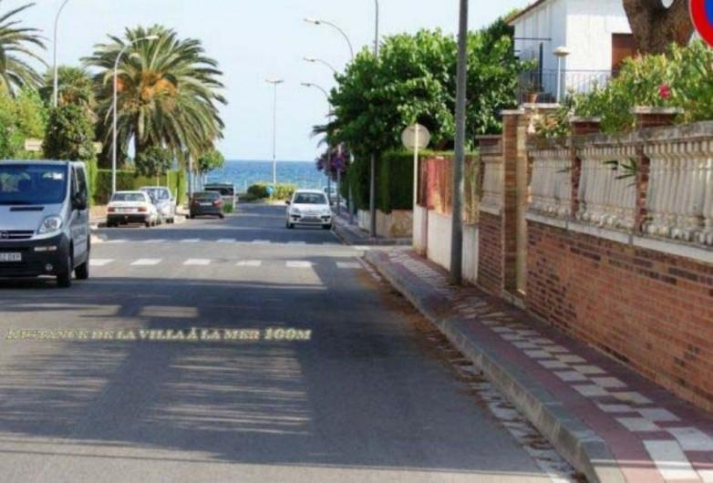 Location de vacances - Villa à Cambrils - Distance ner 100m