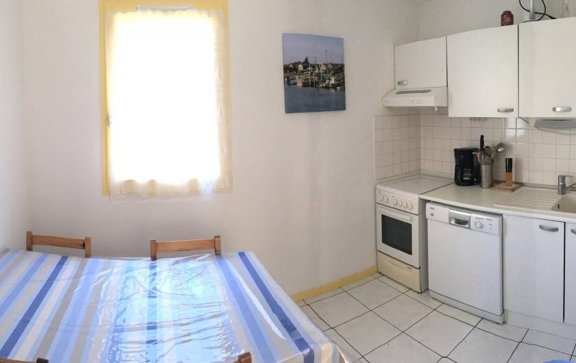 Location de vacances - Maison - Villa à Lacanau Océan - Cuisine