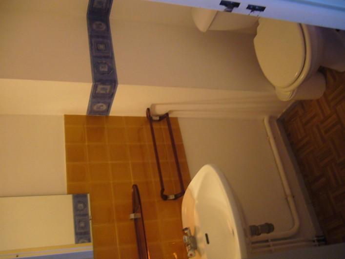 Location de vacances - Appartement à La Trinité-sur-Mer - WC