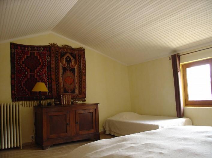 Location de vacances - Mas à Piégon - Chambre 1