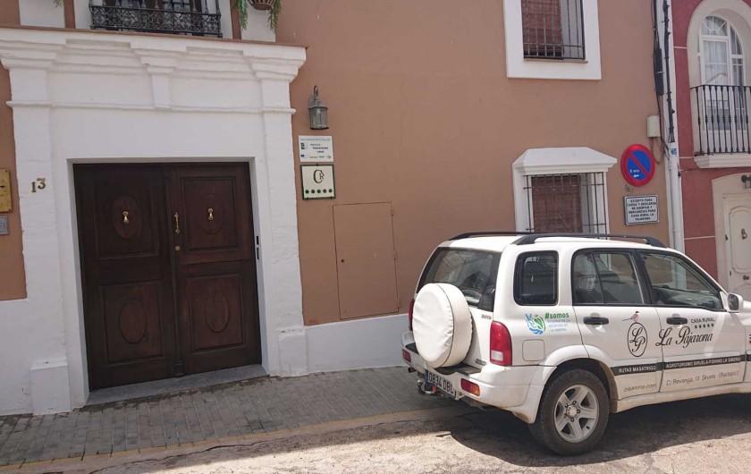 Location de vacances - Gîte à Siruela - La Pajarona, CINCO ESTRELLAS  VERDES
