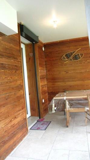 Location de vacances - Appartement à Savines-le-Lac - Terrasse