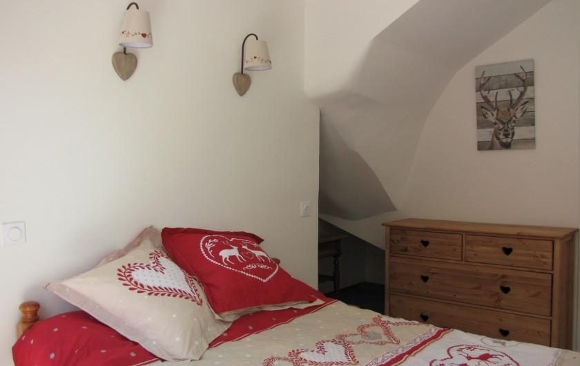 Location de vacances - Appartement à Savines-le-Lac - Chambre cœurs