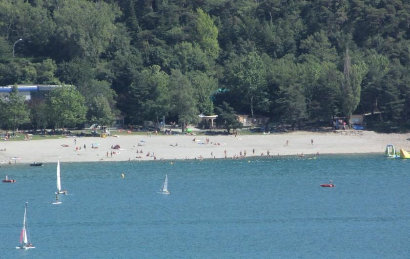 Location de vacances - Appartement à Savines-le-Lac - Plages à 1 km