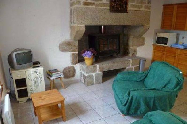 Location de vacances - Gîte à Tréglonou