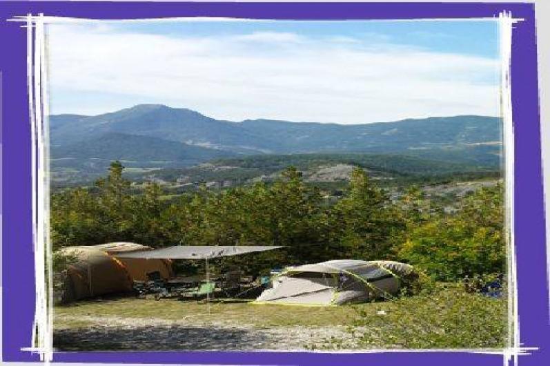 Location de vacances - Camping à Rosans