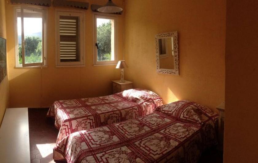 Location de vacances - Villa à Coti-Chiavari